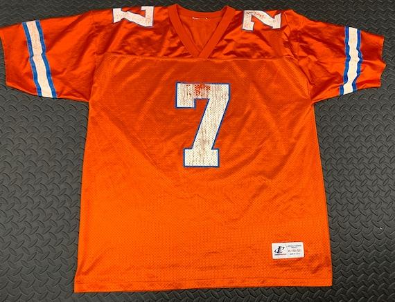 Vintage 90s Nike Denver Broncos John Elway Super B
