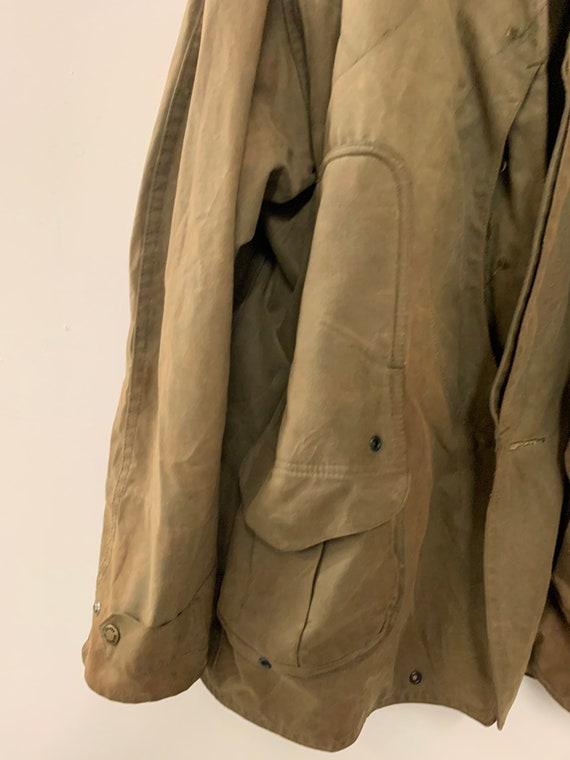 Filson Vintage 70s Workwear heavy cotton jacket - image 8