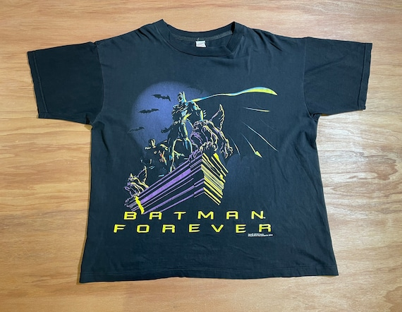 Batman Forever Vintage 1995 Graphic T-shirt