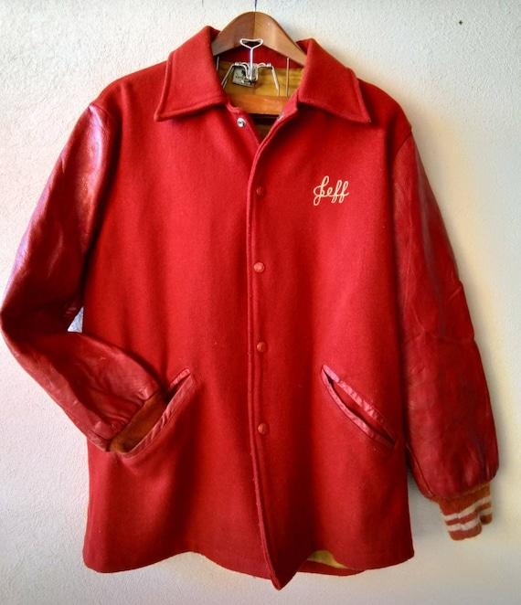 Varsity Jacket USA 50's