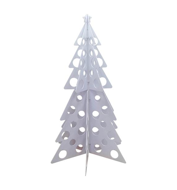 Contemporary Christmas Tree.Contemporary Christmas Tree White Large Decorative Christmas Retail Store Prop 18348