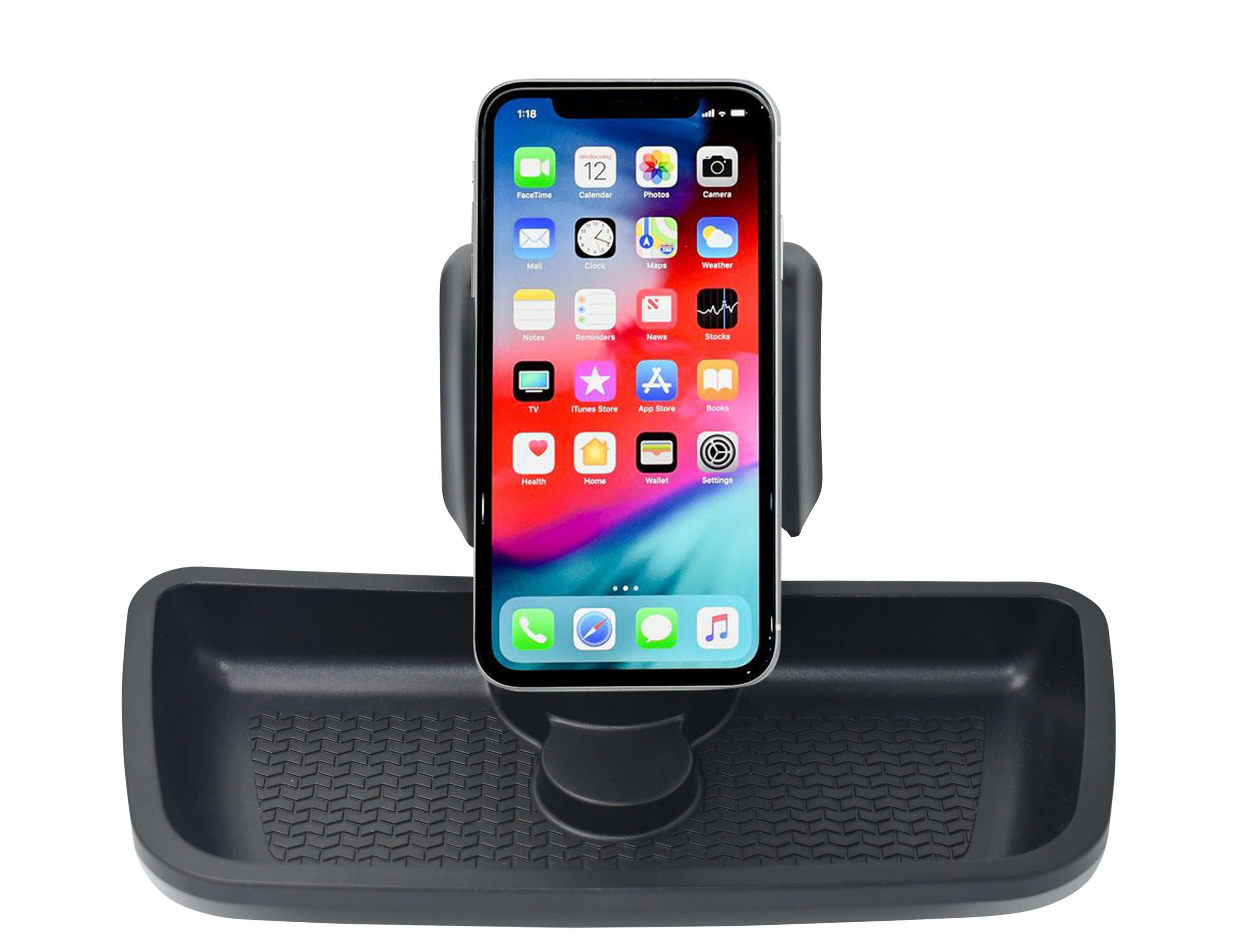 CoverMyJeep Dash Multi-Mount with Phone Kit (Iphone/Android