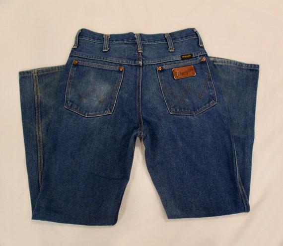 Vintage Jeans. Wrangler Jeans.