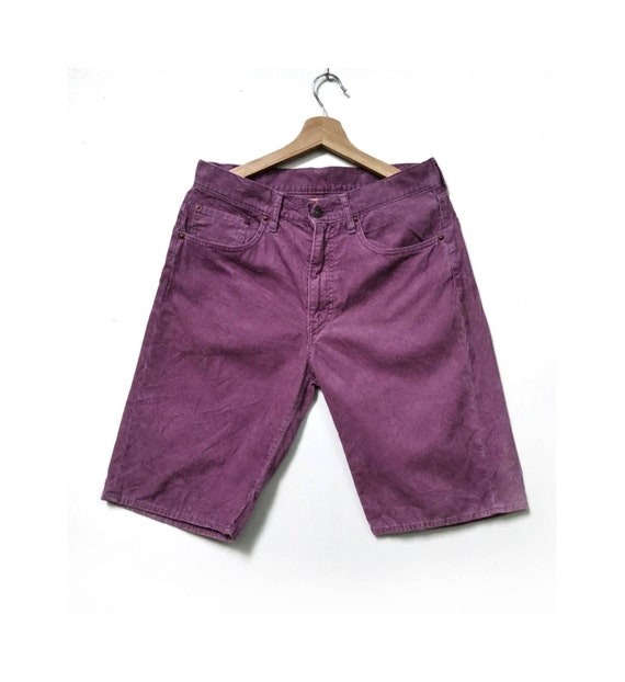 Hysteric Glamour Jeans Coudroy Short Pant