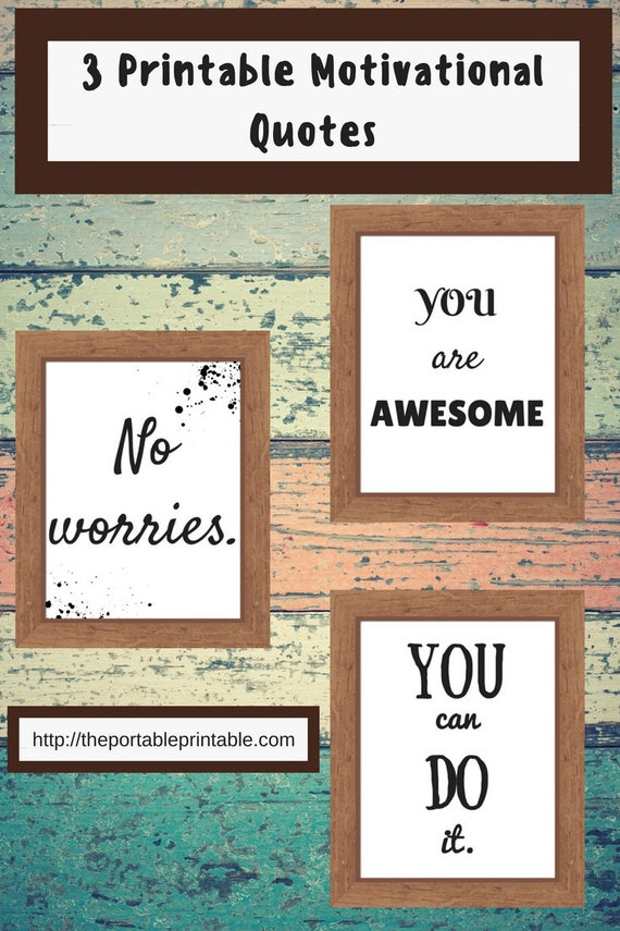 It's just a graphic of Insane Printable Inspirational Quotes Pdf
