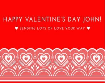 Valentine's Day Card #5