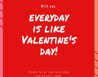 Valentine's Day Card #8