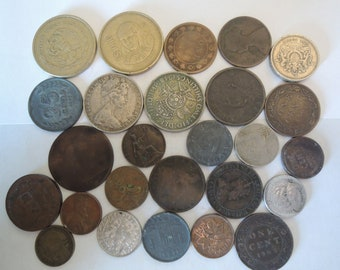 Old dutch coins | Etsy