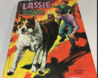 Lassie and the Mystery of Bristlecone Pine