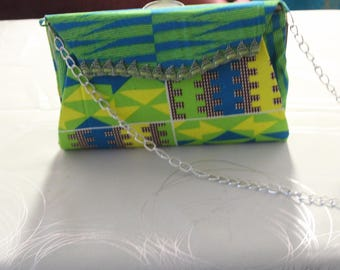 African bag, ankara bag tribal bag