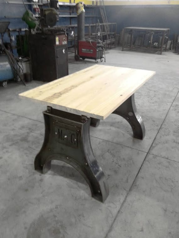 Ijzeren Side Table.Heavy Duty Steel Table Legs Ijzeren Tafel Eisen Tisch Stahltich Stalen Tafel Table De Acier