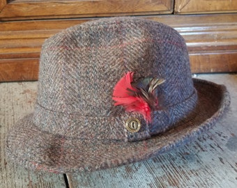 7520a381fcd151 Vintage PENDLETON wool fedora hat