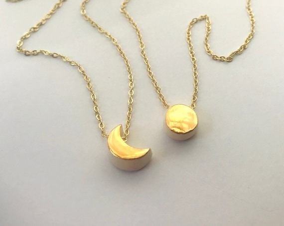 Gold Blanketed Luna and Eclipse Diffuser