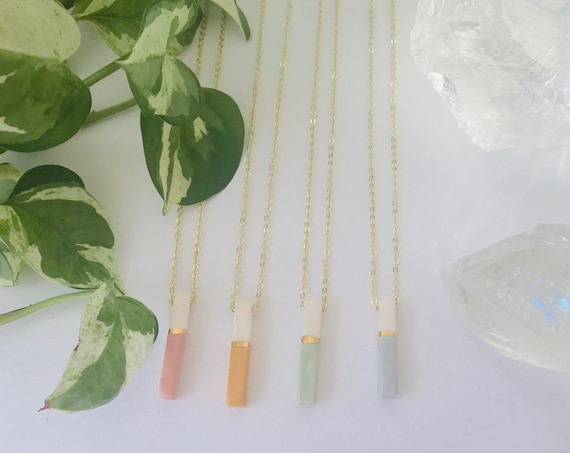 Golden Hue Bar Pastel Diffusers