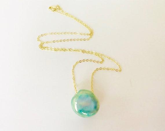 Aquamarine Turquoise Diffuser