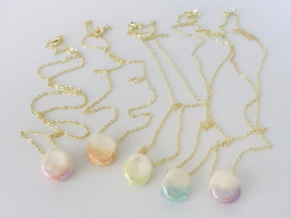 Iridescent Pearl Pastel Diffusers