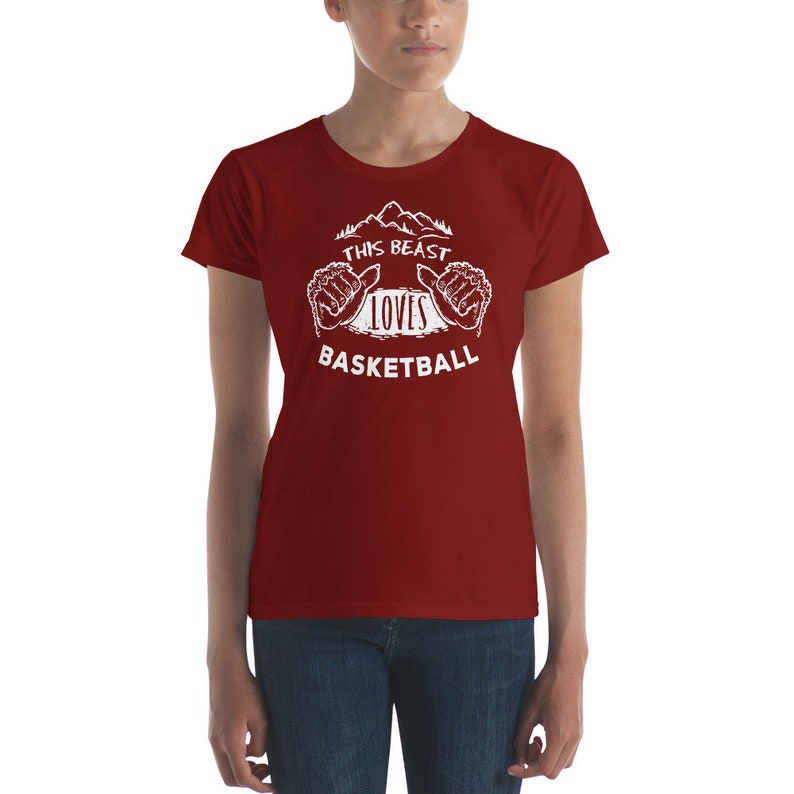 90639f4b5 Mothers Day Basketball Mom Graphic Tee Novelty Shirt Gift