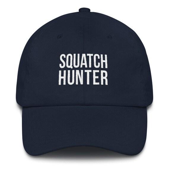 Bigfoot Embroidered Classic Dad Hat Squatch Hunter Sasquatch  d1a2ffe3d1c