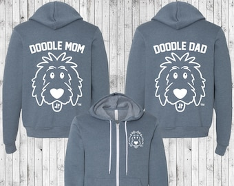 Doodle Hoodie, Doodle Mom Hoodie, Doodle Dad Hoodie, doodle shirt, doodle sweatshirt, goldendoodle shirt, sheepadoodle, labradoodle