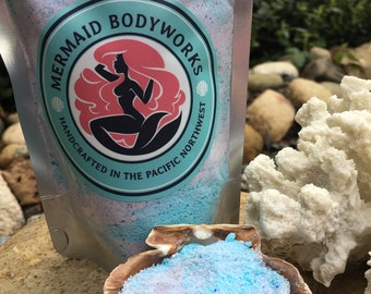 Bubbly Mermaid Sand - Take me to the Islands!