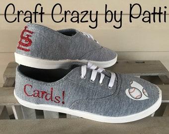 Canvas Cardinal Shoes