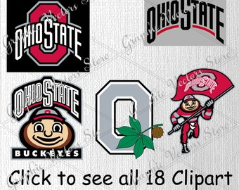 University svg, Ohio State svg, Files for Silhouette, Files for Cricut, Print Files svg, Cutting Machine,