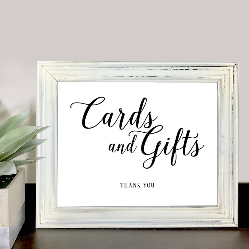 Wedding Sign Wedding Reception Sign Wedding Sign Downloads Cards and Gifts Wedding Printable