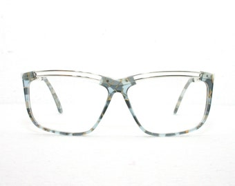 1b36867216f1 Alberta Ferretti Eyeglasses Made in Italy Vintage 90 s Oversized Large Size  New Old Stock NOS Women s Her Lady She Cazal Style