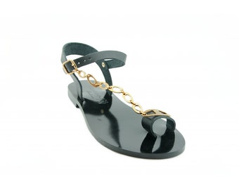 1663392fd Women s Leather Sandals