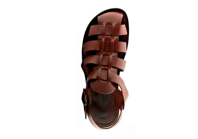 2a93852c697a0 Men's Leather Sandals 1020