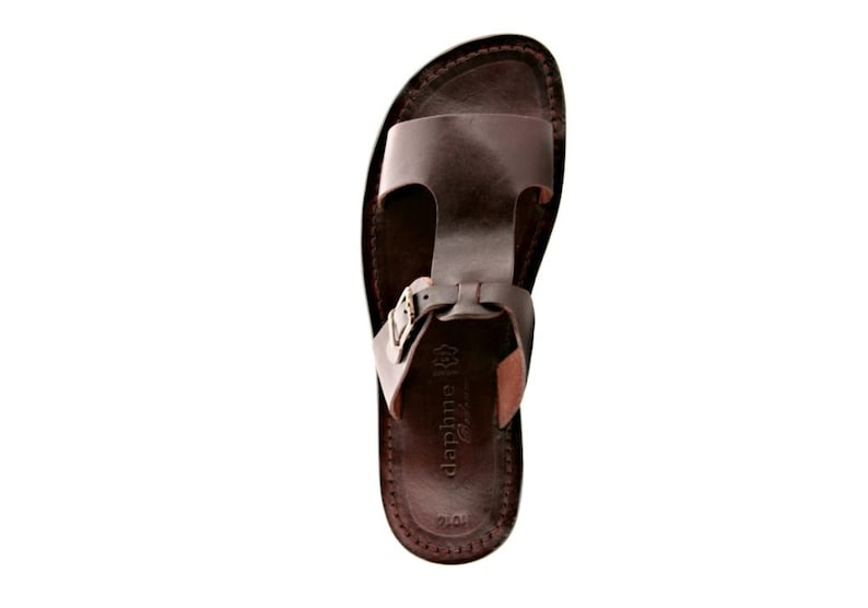 ee9f184ad7a15 Men's Leather Sandals 1014
