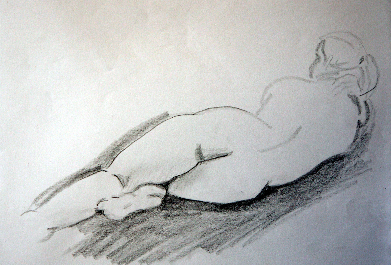 Woman Fucking Woman Art Drawing