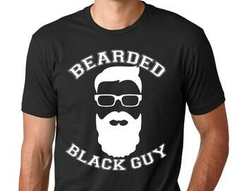 Bearded Black Guy Shirt