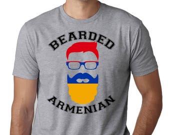 Bearded Armenian Shirt