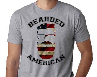 Bearded American Shirt