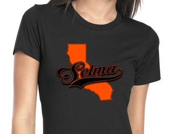 Selma Women's Shirt - Black