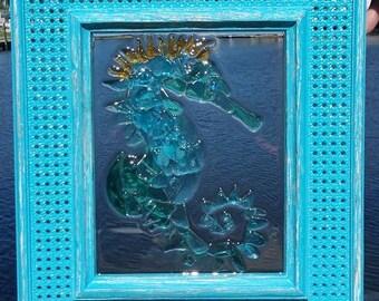 Sea Glass Sea Horse