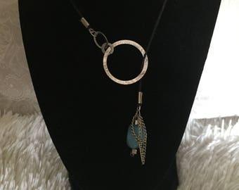 Circle Loop Necklace
