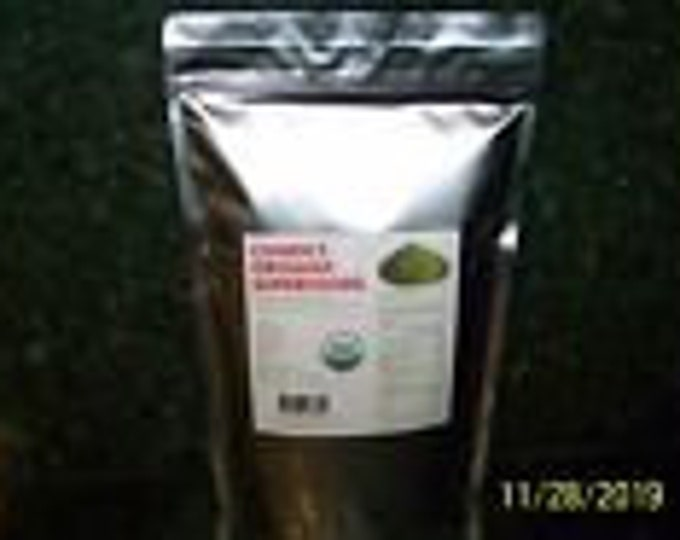 100% USDA RAW ORGANIC moringa leaf powder 1 lb. oleifera