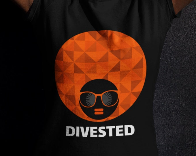AfroMomma  Divested Empowerment Tee