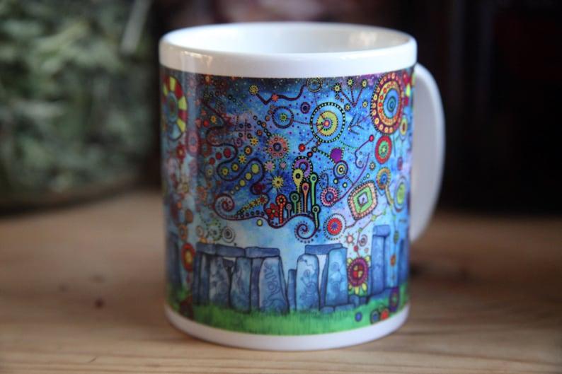 Cosmic Henge Cup image 0