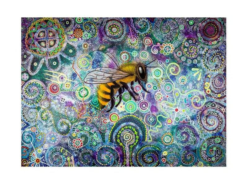 Shamanic Bee image 0