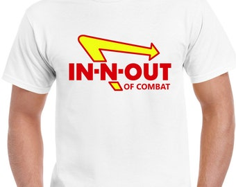 In & Out of Combat X Wing T-Shirt
