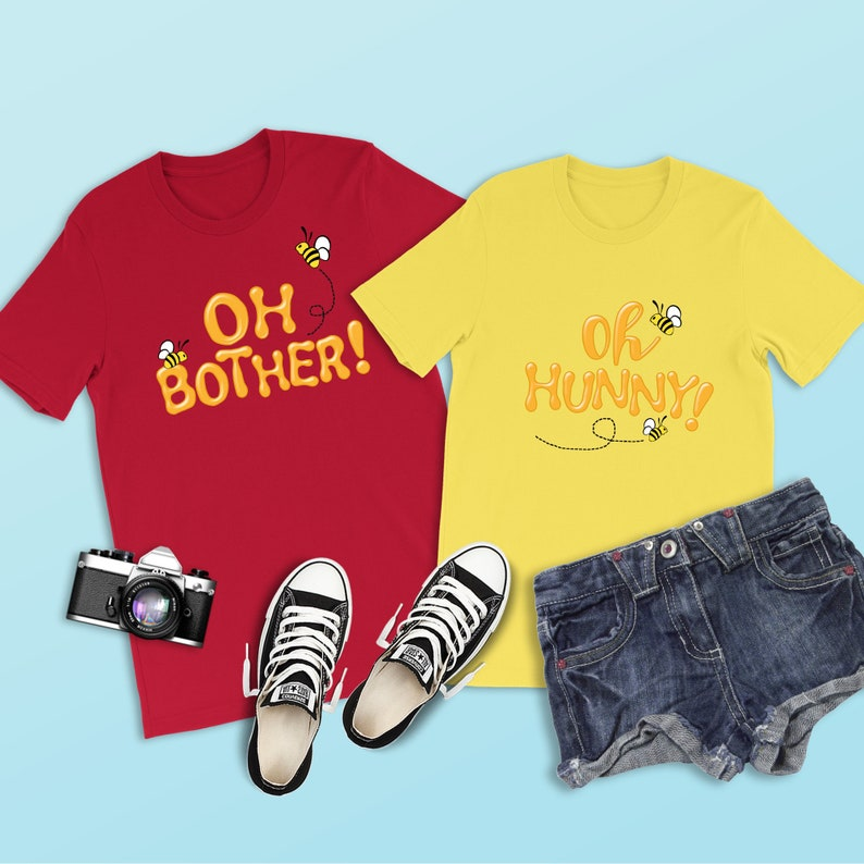 63a819c6 Winnie the Pooh Shirt Oh Bother Shirt Pooh Bear Disney   Etsy