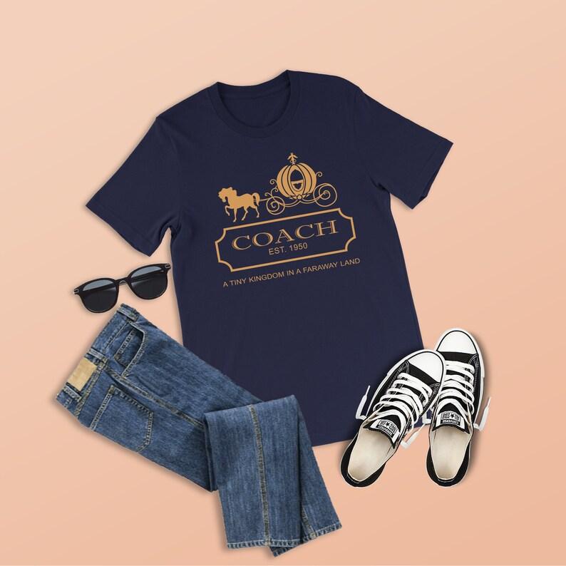 a6cbd534 Cinderella Shirt Pumpkin Coach Shirt Disney Shirts Disney | Etsy