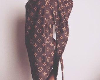 Louis Vuitton Inspired Durag