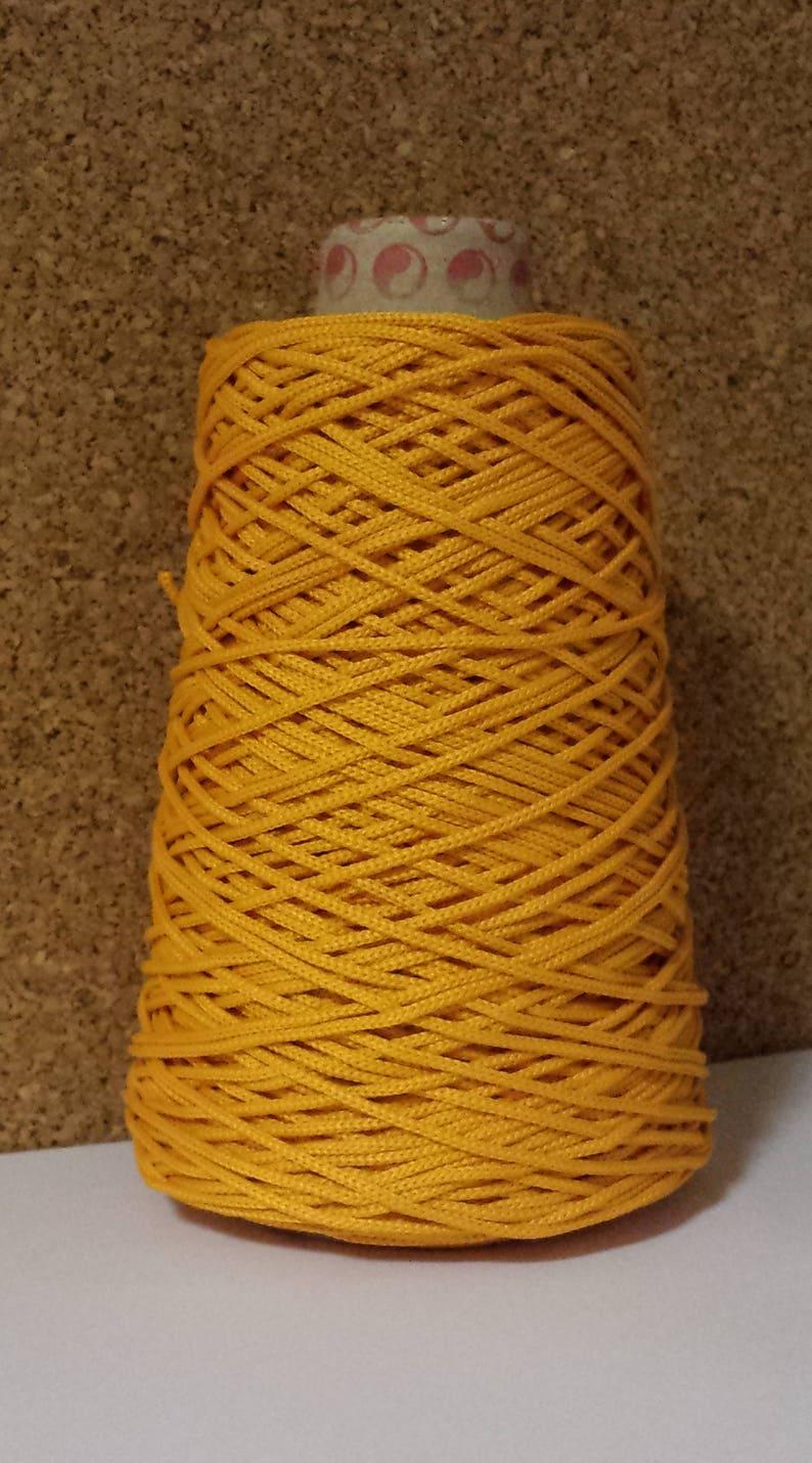 Thai Lanyard 5.0 Yellow polenta