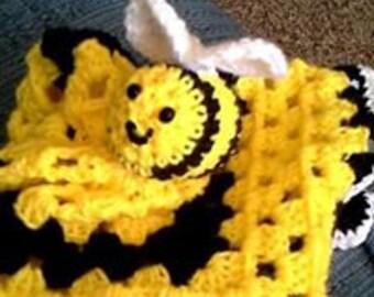 Baby Bee Lovey