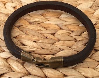Hand  Made Men's Leather Bracelet