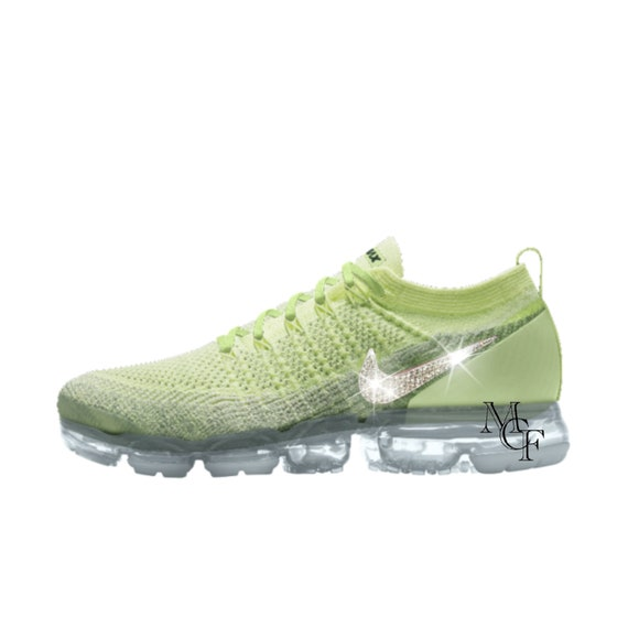 Nike vapormax Flyknit 2 customized with